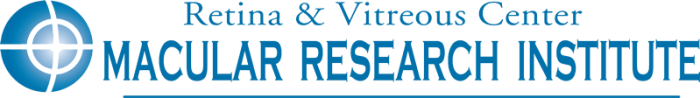 Retina & Vitreous Center Macular Research Institute